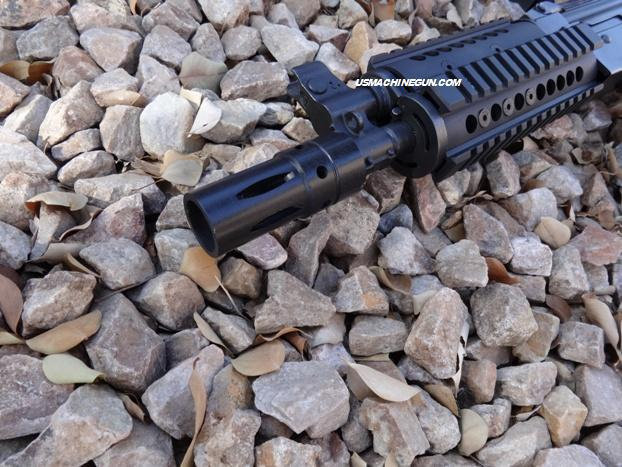 Ported, Muzzle Brake for Yugo M92 PAP w/26M x 1.5MM LH Threads w/Detent Notches