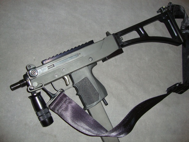 US Machinegun: Billet Stock and Adapter for ALL Master Piece
